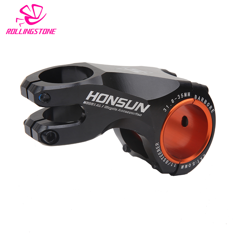 Ultraleve 156g haste de bicicleta 31.8mm 35mm mtb mountain bike guiador haste 28.6mm à frente 70mm-17 graus al-liga cnc am/xc preto