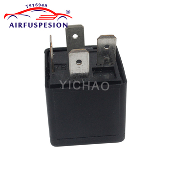 Air Suspension Compressor Pump Relay For Audi Q7 A6 C5 C6 A8 D3 Allroad Quattro VW Touareg Porsche Cayenne 8D0951253A image