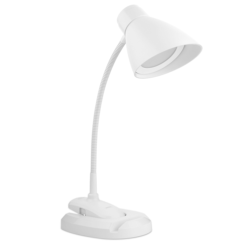 ABSS-Remax Light Meng Series Simple And Stylish Led Clip-On Dual-Purpose Lamp Protection Eye Learning Bedside Lamp Small Table