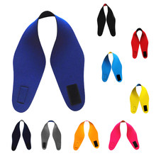 51/58cm confort néoprène oreille bandeau bandeau pour se baigner natation surf Stretch Multi couleurs enfant adulte hommes dames