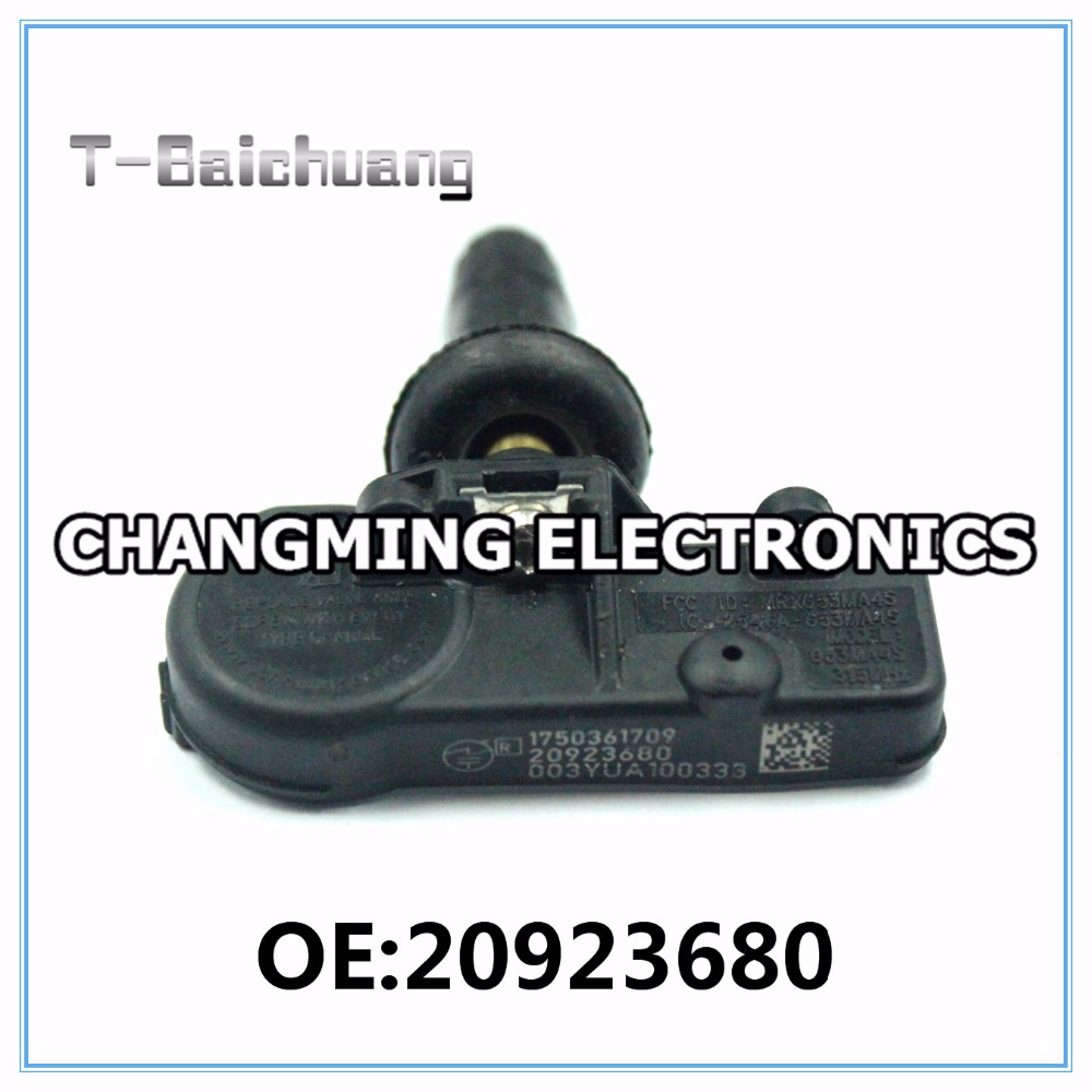 Alarm Systems & Security Alert 4 Pcs Car Tire Pressure Monitor Sensor Tpms 12768826 13581558 22854866 For Buick Lacrosse Regal Chevrolet Cruze Equinox Camaro Automobiles & Motorcycles