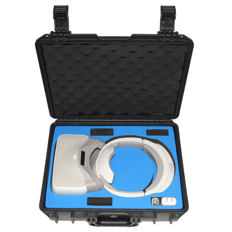 Box For DJI Goggle VR Glasses Case Safety Box Suitcase Storage Bag Waterproof Moisture Suitcase for