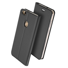 Men's Stylish Leather Phone Cover for Huawei