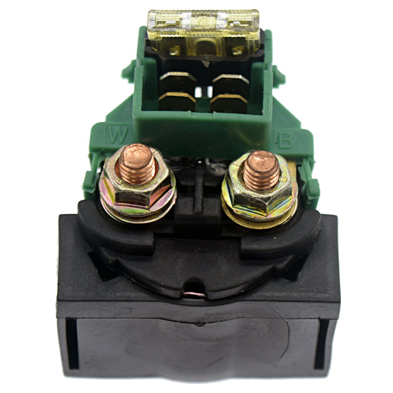 For Kawasaki EL250 Eliminator VN800 <font><b>VN1500</b></font> Vulcan 800 Classic 1500L 88 88SE Starter Solenoid Lgnition Key Switch Starting Relay image