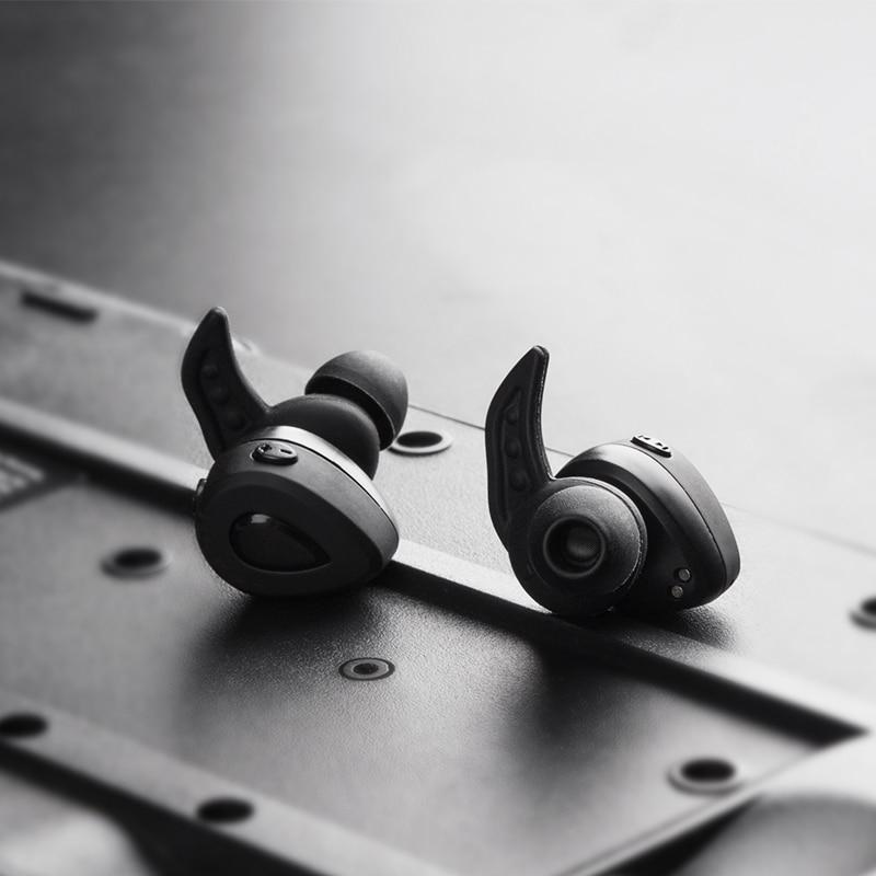 Wonstart Truly Wirelesss Earphone No Wireless Earbud Mini Sport Bluetooth Earphone W305 with Charging Case and Double Mic