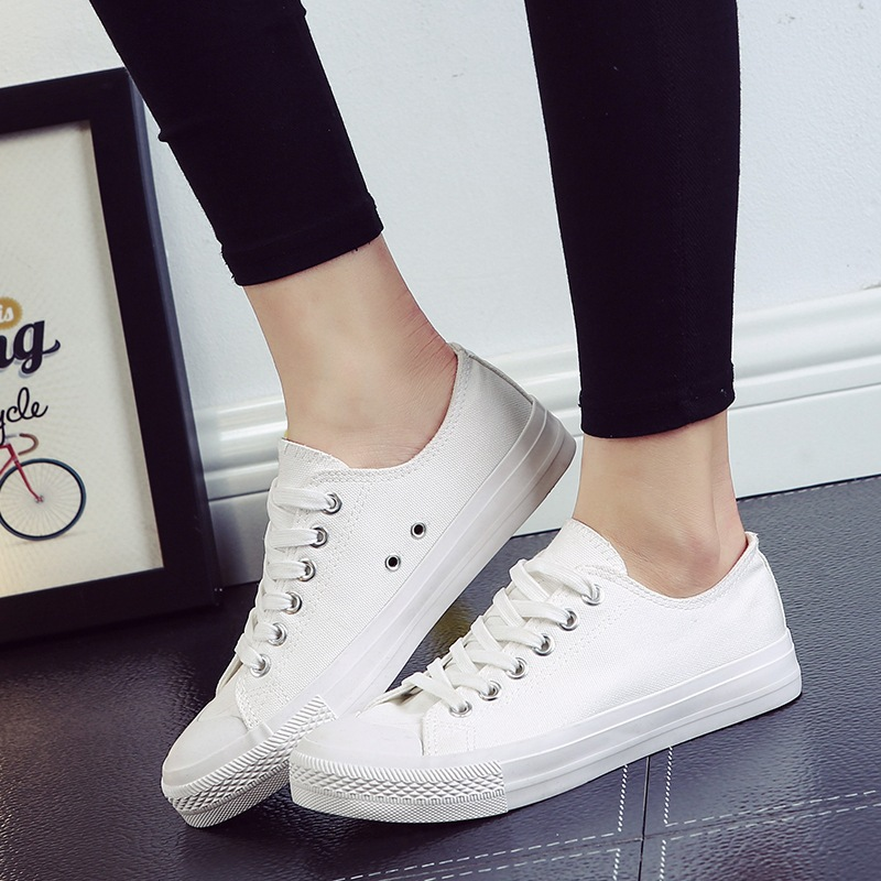 White Summer Shoes