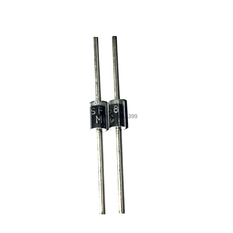 SF58 ultra fast recovery diode 5A 1000V inline SF58