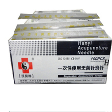 0.17/0.18/0.20/0.25/0.30mm Hanyi acupuncture needle disposable needle beauty acupuncture massage needle muscle massage needle stimulator cmns6 1 electronic acupuncture 6 output channel newest jia jian acupuncture needle stimulator