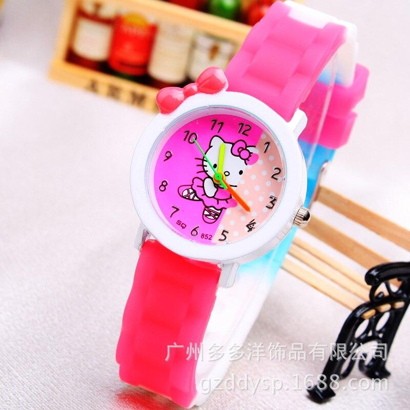 В саратове наручные часы китти для детей