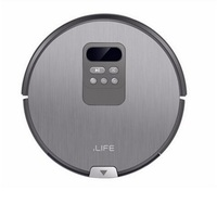 Original X750 Robot Vacuum Cleaner With Self Charge Wet Mopping For Wood Floor Free Shipping