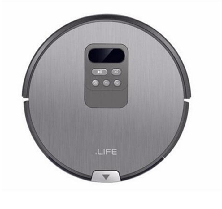 original X750 Robot Vacuum Cleaner with Self-Charge Wet Mopping for Wood Floor free shipping ilife v7s plus robot vacuum cleaner with self charge wet mopping for wood floor