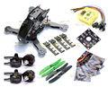 Robocat 270 270mm 4-Axis Carbon Fiber Quadcopter Frame CC3D EVO Flight Controller 2204 Motor Emax 12A ESC 5030 Propeller props