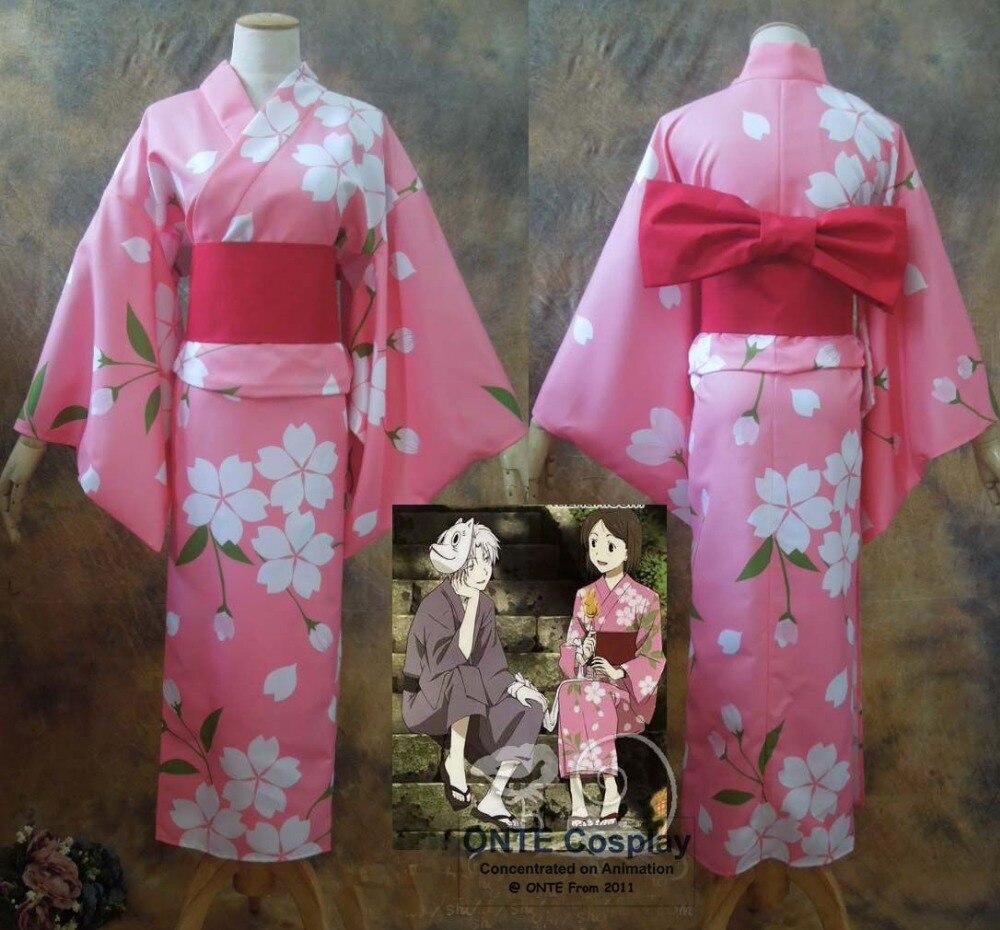 ONTE(Ledundudu) Store Movie Hotarubi no Mori e Cosplay Costumes Takegawa Hotaru Kimono Cute Girl Fancy Outfits Dropshipping