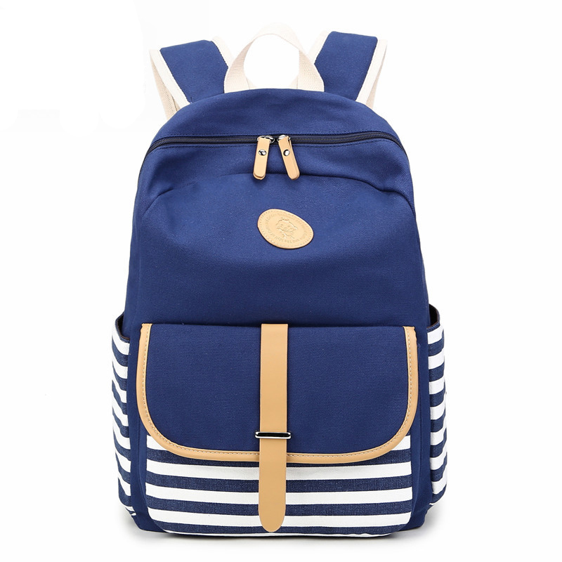2017 Backpack Fashion Cavas Women Back Pack Casual Travel Bags School Backpacks for Teenagers Unisex Student School Bag Mochila augur men backpacks 17inch laptop usb waterproof back pack travel bag oxford women student back to school bags for teenagers