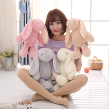 36cm 2018 Cute Rabbit Doll Baby Soft Plush Toys For Children Bunny Sleeping Mate Stuffed &Plush Animal Baby Toys For Infants