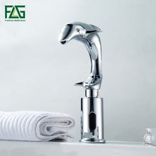 Dolphin design Automatic taps automatic sensor faucet hand wash basin tap