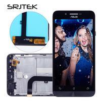 Asus ZenFone Srjtek 이동 ZC500TG Z00VD LCD 디스플레이 + 터치 스크린 패널 디지