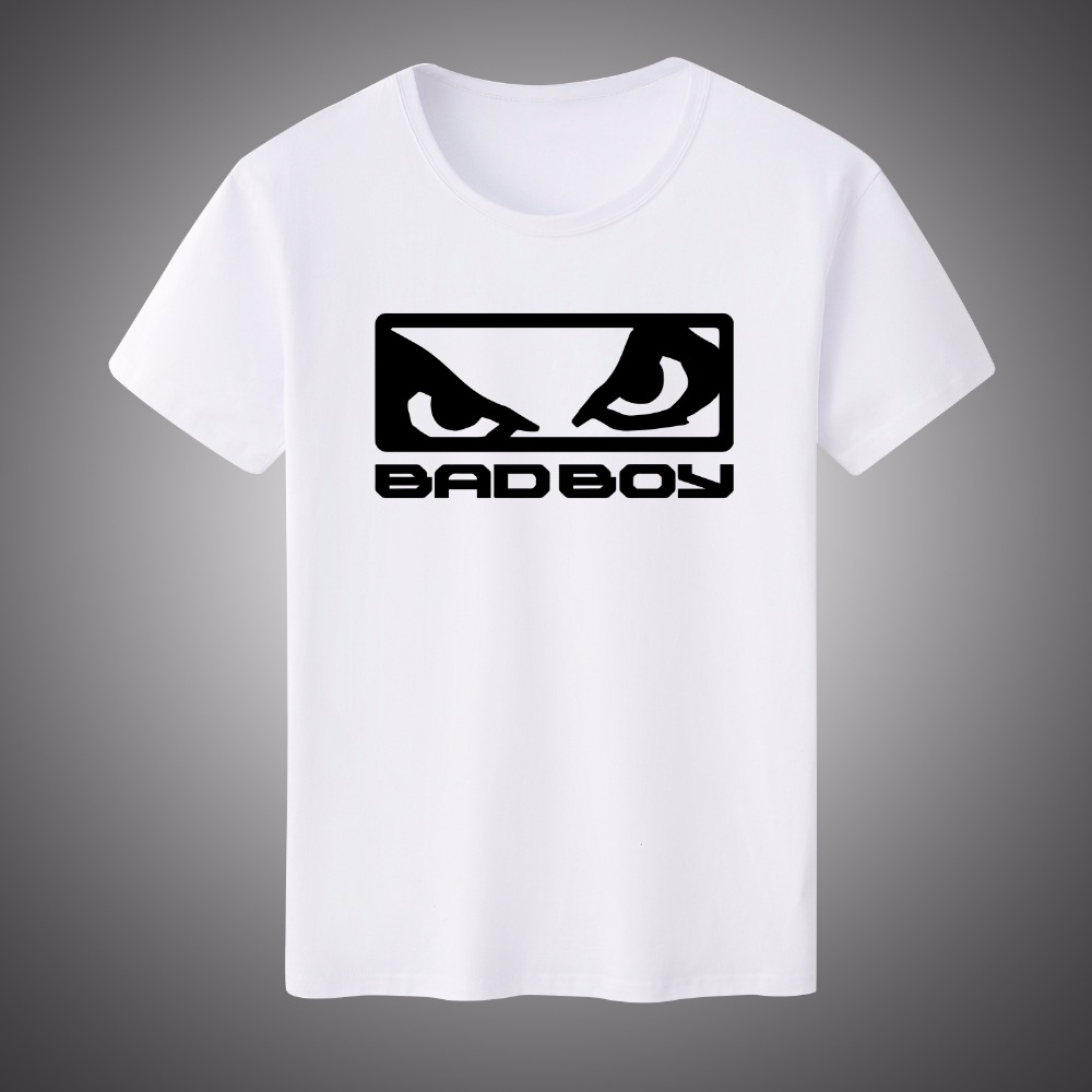 Wholesale price mma bad boy badboy creative printed men 39 s for Printable t shirts wholesale