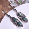 Stylish Brand Feminino Women Collares Brincos New Arrival Fashion Turkish Earings Luxury Brand Vintage Jewelry Brinco Relogio UK