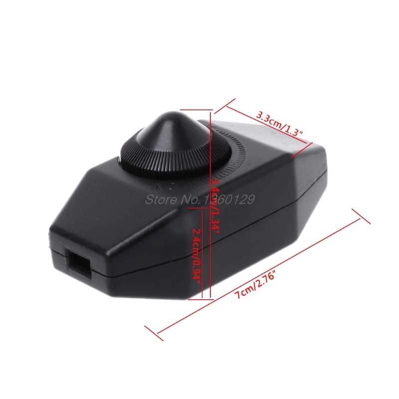 Smart Home Dimmer mesa/lámpara de escritorio perilla interruptor atenuador adaptador ajustar Luz De pie lámpara DIY accesorios interruptor de luz