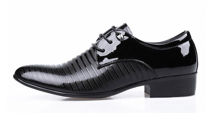 Aliexpress.com : Buy New British Men's Leather Shoes Fashion Man ...