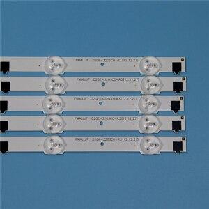 Image 4 - Bande de rétro éclairage LED 9 lampes pour Samsung UE32F6270SS UE32F6330AK UE32F6800SB UE32F6670SB UE32F6510SS Kit de barres