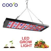 Full Spectrum LED Grow Painel de Luz Da Lâmpada AC 85 ~ 265 V LED Crescimento Das Plantas Crescer Lâmpada para Plantas de Flor hidropônico Crescer