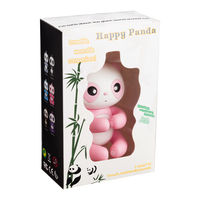 Mini Happy Panda Smart Touch Induction Pet Toy Interactive Fun Electric Education Toy Creative Gift For