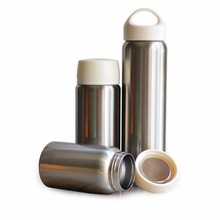 Premium Quality Insulated Water Bottle Double Wall Stainless Steel Vacuum Flask Wide Mouth Kettle Food Jar Airtight Thermos