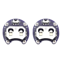 2 X Coin Cell Battery Holder for CR2032   With Switch (2 Pcs)