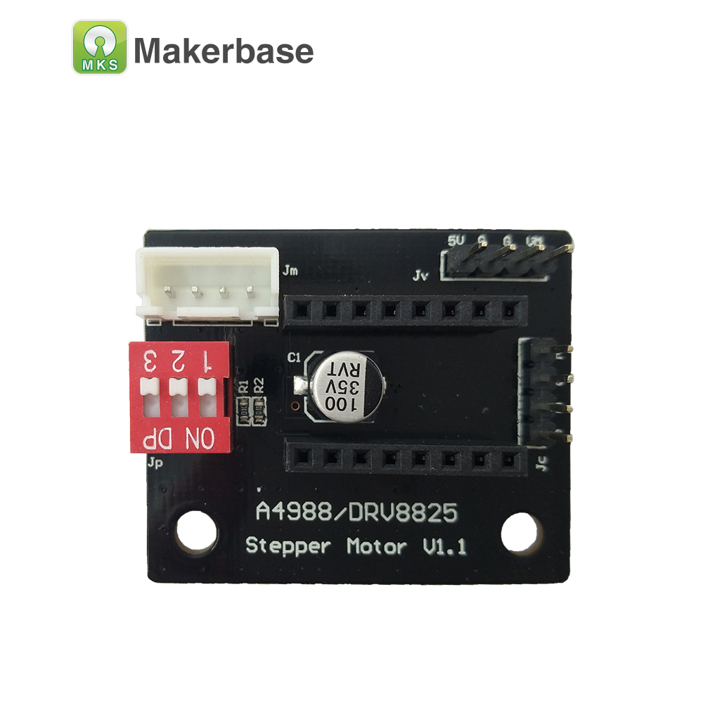 driver stepper extender ekstensi A4988 DRV8825 panel driver stepper tambahan adaptor breakout board drive