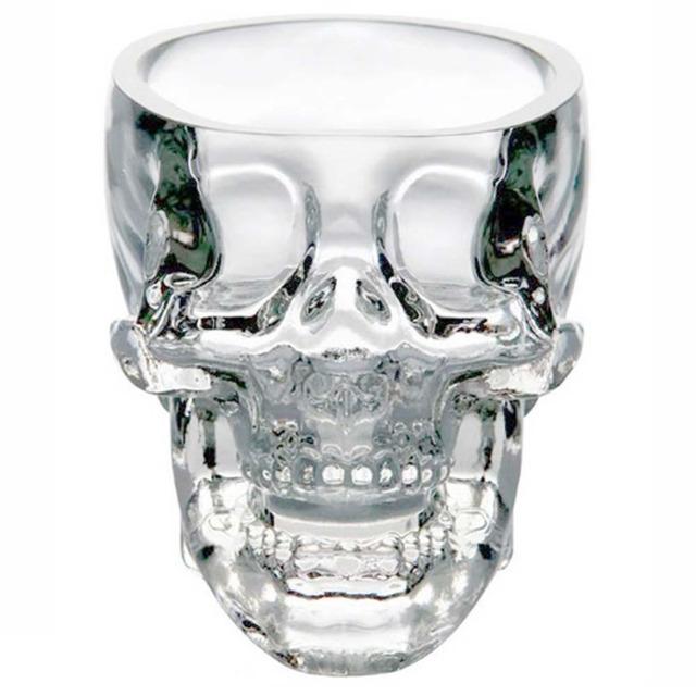 Skull Glass Shot