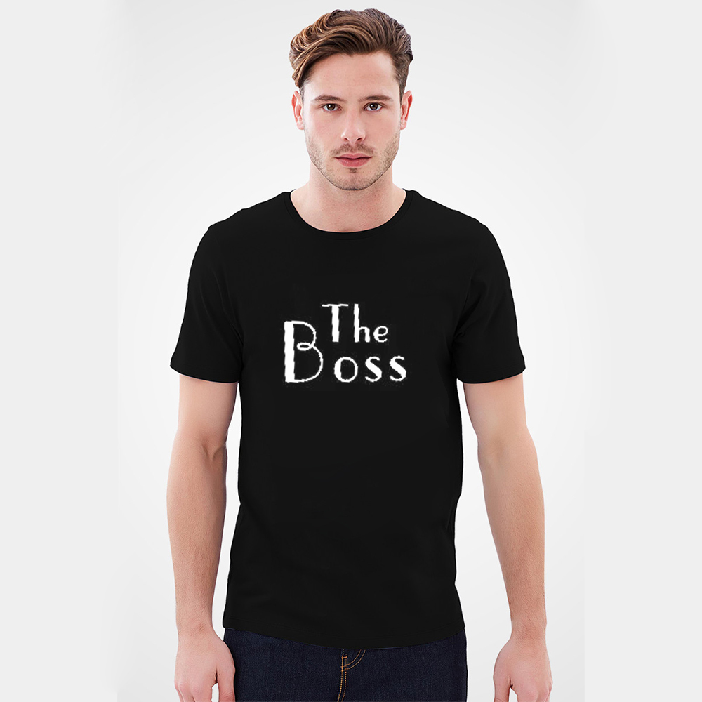 160faeb31 The Boss Shirt The Real Boss Couple Matching T Shirt Gift for Him Her Valentines  Day Birthday thanksgiving women tshirt ulzzang-in T-Shirts from Women's ...