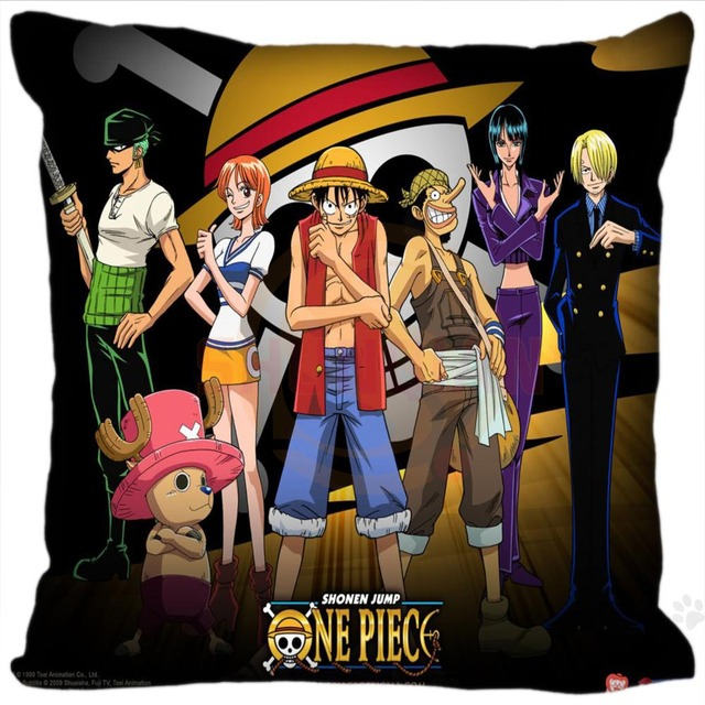 One Piece Square Zipper Pillow Case