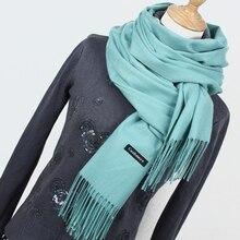 Women's Scarves Tassel Long Blanket- Scarf Pashmina Cashmere Scarf Wrap Shawl High Quality