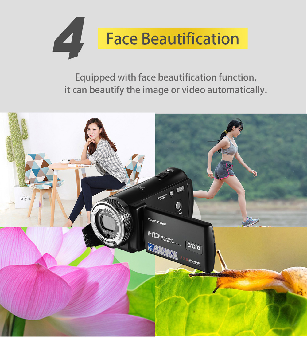 ordro digital video camera cameras with 3.0 inch screen 16digital zoon 3mp CMOS 20mp max support max 32g sd card ordro digital video camera cameras with 3.0 inch screen 16digital zoon 3mp CMOS 20mp max support max 32g sd card
