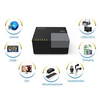 Estação de ancoragem universal Wavlink USB externo 3.0 Dual Video DisplayLink HUB USB Full HD 1080P 2048x1152 DVI HDMI PARA PORTÁTIL PC 1