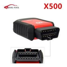 XTUNER X500 Bluetooth Автоматический Диагностический Инструмент работает с Andriod Phone Pad OBDII ABS Батарея DPF EPB Масло TPMS IMMO Сканер