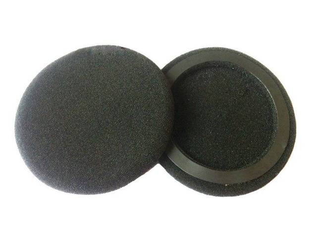 K420 ear Pads Foam Earbud sponge Cover headphone replacement headphone ear pads opp packaging