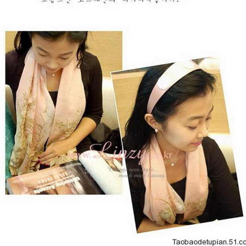 Elegancka dama mody wisiorek z imitacją perły naszyjniki dla kobiet zwięzłe łańcuszek do obojczyka naszyjniki oświadczenie biżuteria prezent WD222