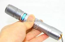 High power 1w 10000m 405nm Lazer Flashlight Green red purple blue laser pointer Focus Burn black match pop balloon