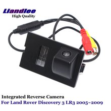 Liandlee For Land Rover Discovery 3 LR3 2005~2009  Car Rear View Backup Parking Camera / SONY CCD HD Integrated