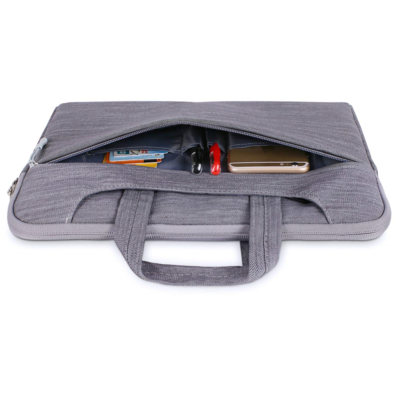 Image 5 - MOSISO Laptop Bag Sleeve 13.3 14 15.4 15.6 inch Notebook Bag Case For Macbook Air Pro 13 15 Computer Shoulder Handbag Briefcase-in Laptop Bags & Cases from Computer & Office
