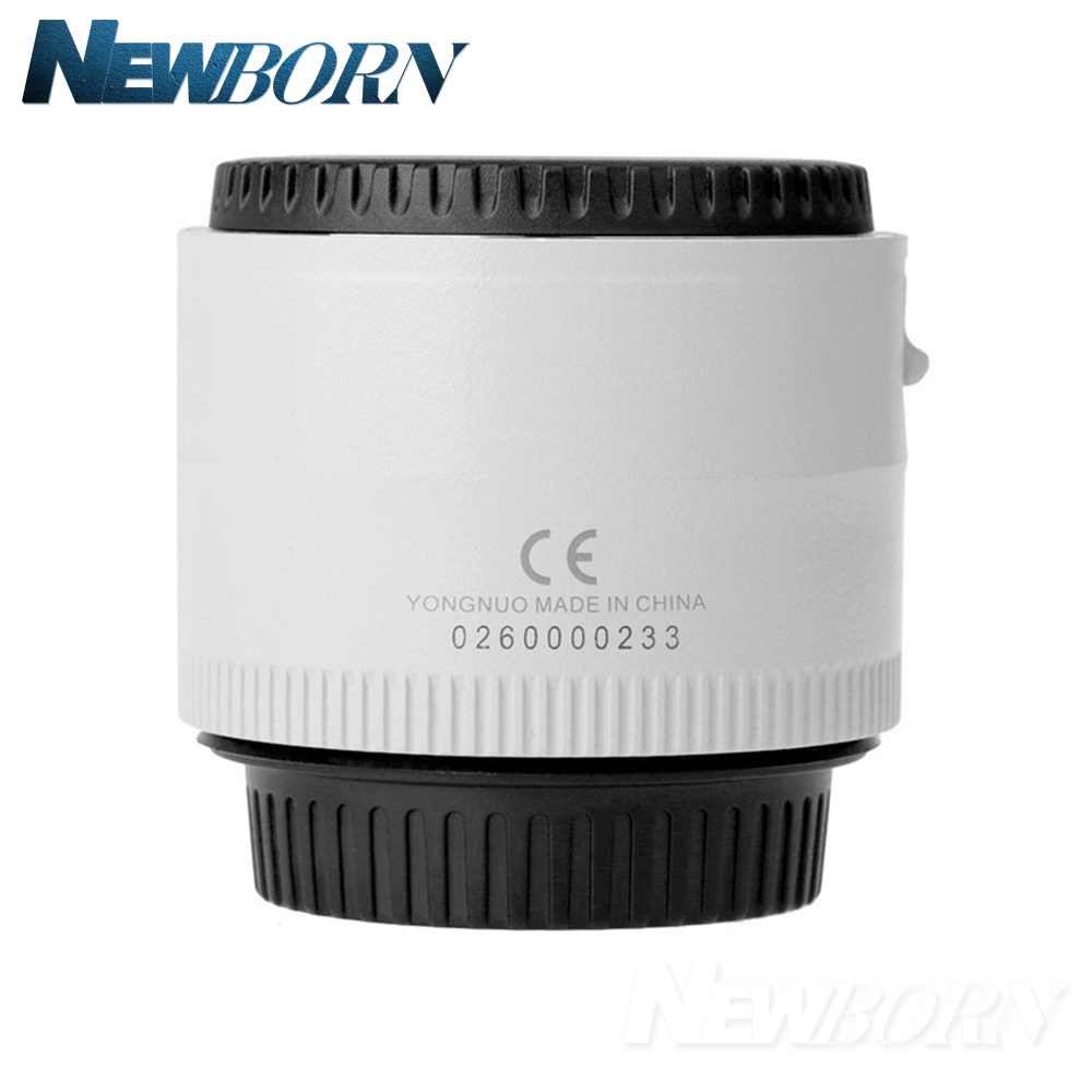 Image 5 - Yongnuo YN 2.0X III PRO 2x Teleconverter Extender Auto Focus Mount Lens Camera Lens for Canon EOS EF Lenslens for canonlens for canon eoscamera lens -