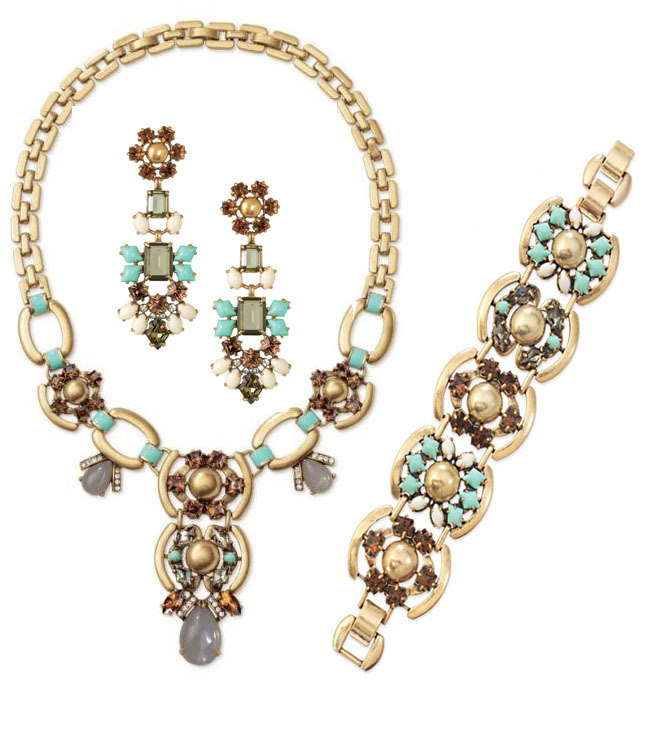 European fashion jewelry SD Livvy necklace melanie chandeliers ...