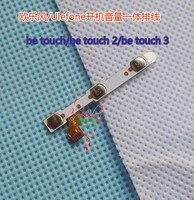 Original ser toque ser touch 2 volume up down + power/on/of botão cabo flex fpc para ulefone ser toque 3 telefone + número de rastreamento