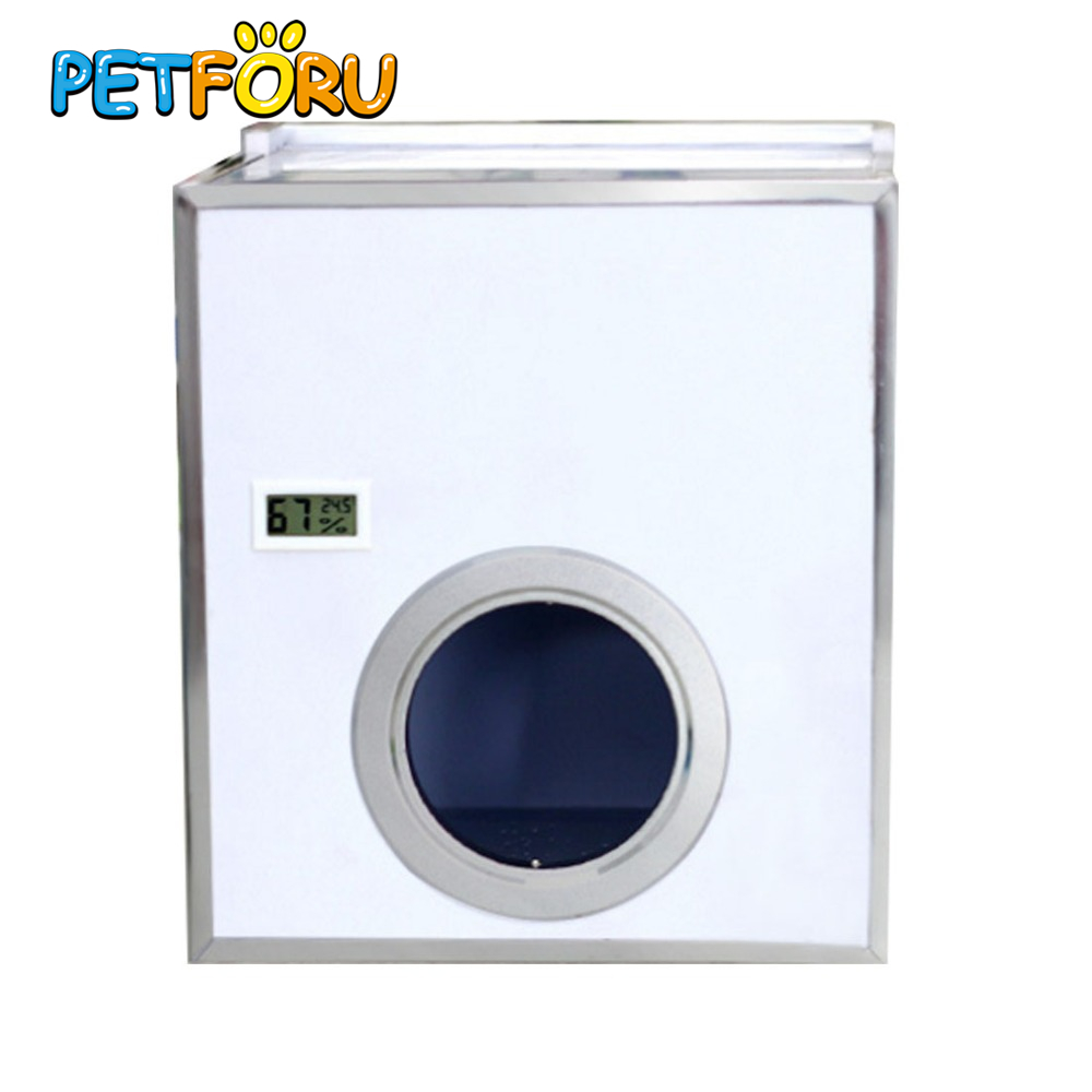 PETFORU Small Pet Hamster Bed Chinchilla Air Conditioning Adult Totoro available Put 3 small ice boxes With deerskin towel gemei gm 7003