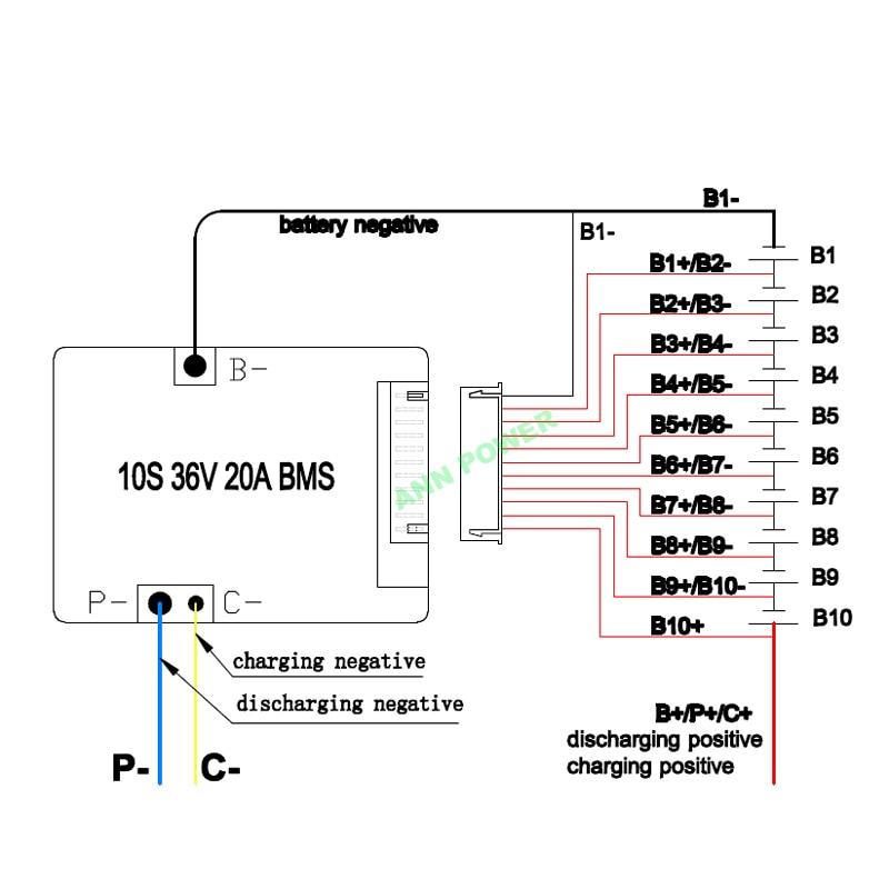Bms Wiring Diagram Ebike Whelen Strobe Schema Online 36v Redcat