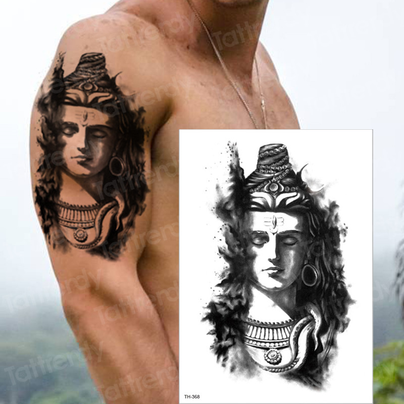 Men Tattoo Body Art