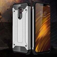 Shockproof Armor Coque Cover 5.99For Xiaomi Pocophone F1